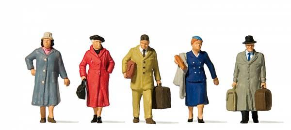 Preiser - Reisende