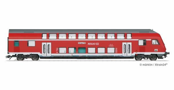 ᐅ märklin 43569 - Doppelstock-Steuerwagen DBbzfa 761, 2. Kl., der DB AG