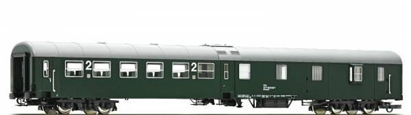 Roco 64670 - Mitteleinstiegswagen 2. Klasse mit Gepäckabteil der ÖBB