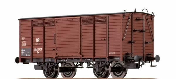 BRAWA 48029 - Gedeckter Güterwagen Bauart Gw der Brit-US-Zone