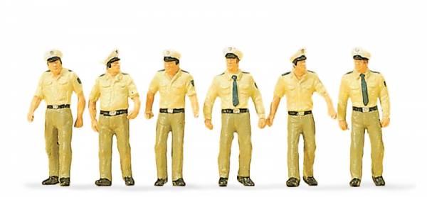 Preiser 10340 - Polizisten in Sommeruniform