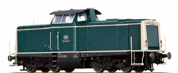 BRAWA 42864 - Diesellokomotive Baureihe 213 der DB