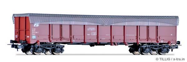 TILLIG 76668. Offener Güterwagen Eanos der FS