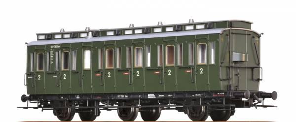 BRAWA 45488 - Abteilwagen 2.Klasse, Bauart B3 der DB