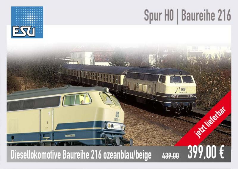 ESU Baureihe 216, 31001
