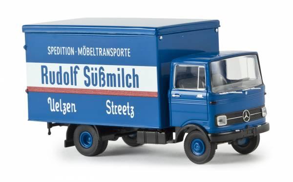 """BREKINA 48539 - MB LP 608 Koffer """"Rudolf Süßmilch"""""""