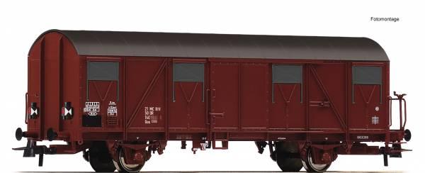 Roco 76611- Gedeckter Güterwagen Bauart Gos [1400] der DR
