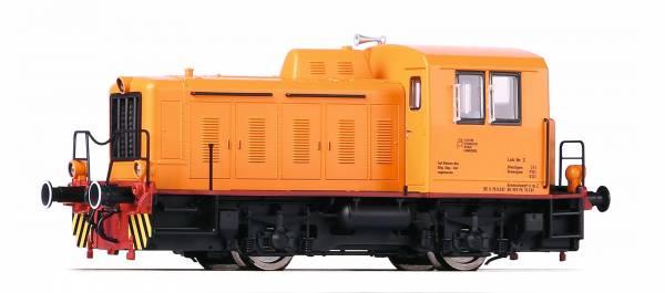 PIKO 52741. Diesellokomotive TGK2.