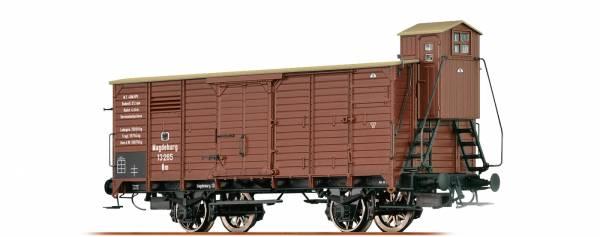Gedeckter Güterwagen Nm der K.P.E.V., Ep. I. BRAWA 49723