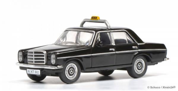 Schuco 452653900 - Mercedes-Benz /8 TAXI   Bild 1