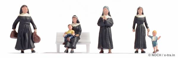 Nonnen. NOCH 15400