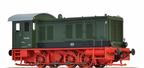 BRAWA 41650 - Diesellokomotive Baureihe V36 (V36 023) der DR