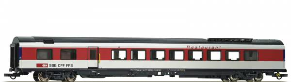 Roco 74398 - Speisewagen Typ EW IV der SBB