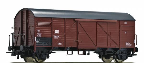 Roco 76837 - Gedeckter Güterwagen Bauart Gmhs/Bremen der DRG