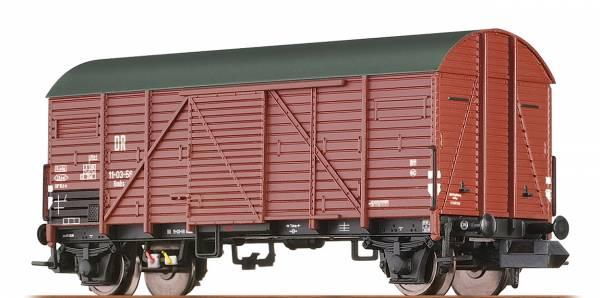 BRAWA 67319 - Gedeckter Güterwagen Bauart Gmhs der DR