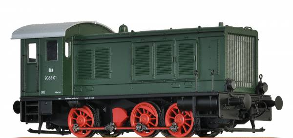 BRAWA 41634 - Diesellokomotive Baureihe 2065 der ÖBB