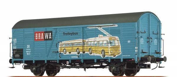 BRAWA 78736 - Gedeckter Güterwagen Bauart Gltr 23 der DB