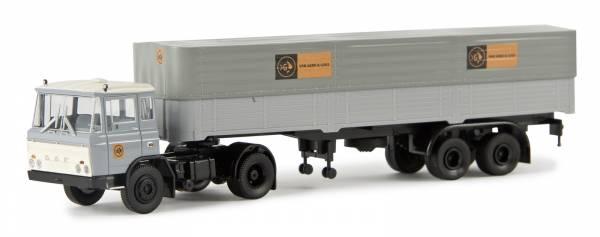 """BREKINA 85263 - DAF FT 2600 PP-Sattelzug """"van Gend & Loos"""" (NL)"""