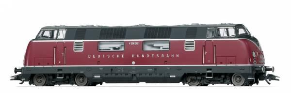Diesellokomotive Baureihe V200.0 der DB, Epoche III. TRix 22754.
