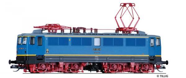 Elektrolokomotive Baureihe 211 der DR, Tillig 501731
