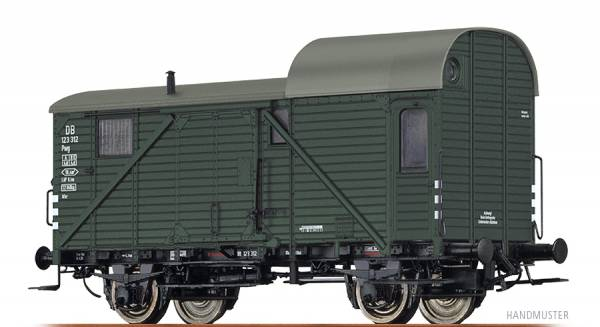 BRAWA 49403 - Güterzuggepäckwagen Bauart Pwg pr14 der DB