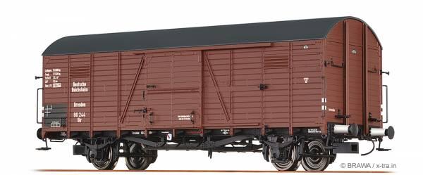 BRAWA 48728 - Gedeckter Güterwagen, Bauart Glr der DRG