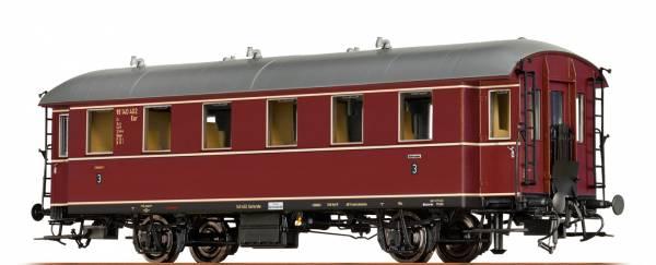 BRAWA 45543 - Einheits-Nebenbahnwagen VB 140 (140 402 Kar) der DB