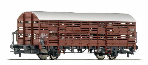 Roco 66875 - Kleinvieh-Verschlagwagen Bauart Vlmms 63 der DB