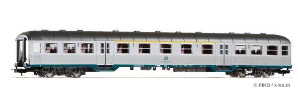 PIKO 57655. Nahverkehrswagen 1./2. Klasse Silberling
