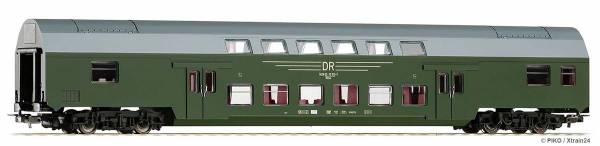 ᐅ PIKO 57684 - Doppelstockwagen Bauart DBmue der DR