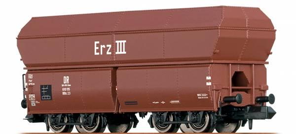 """BRAWA 67036 - Selbstentladewagen Bauart OOtz 23 """"ERZ III"""" der Brit-US-Zone"""