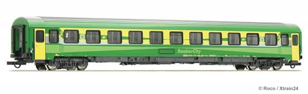 Roco 74334 - Eurofima-Wagen 2. Klasse der GYSEV