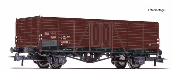 Roco 76257 - Offener Güterwagen Bauart E der ÖBB