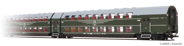 KRES - 1959 Doppelstockgliederzug DGBe der DR | TT