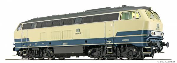 ᐅ ESU 31001 - Diesellokomotive Baureihe 216 der DB
