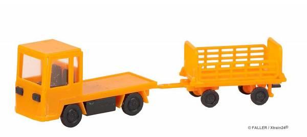 ᐅ FALLER 180357 - Gepäckwagen, Bausatz, Epoche III