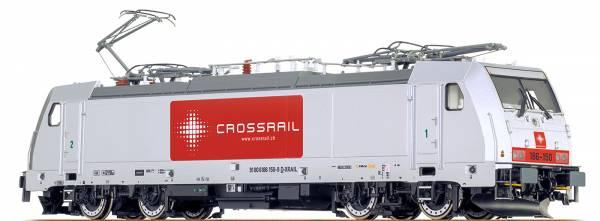 BRAWA 43800 - Elektrolokomotive TRAXX 186 der CROSSRAIL