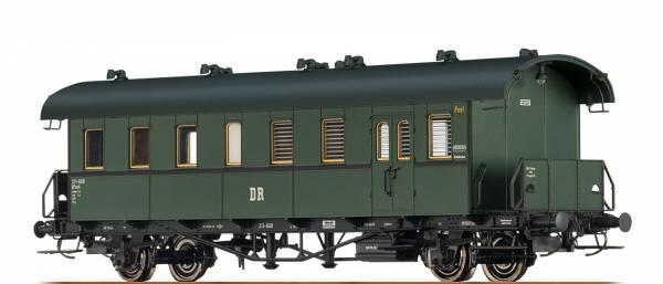 BRAWA 45766 - Personenwagen Bauart BPosti der DR