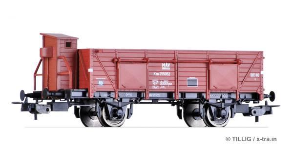 Tillig 76697 - Offener Güterwagen Kzn der MAV