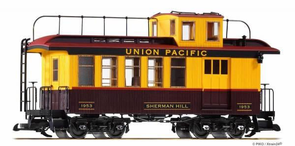 ᐅ PIKO 38656 - Güterzugbegleitwagen der Union Pacific (UP)