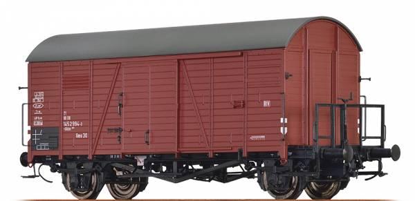 BRAWA 47951 - Gedeckter Güterwagen Bauart Gklm 200 der DB