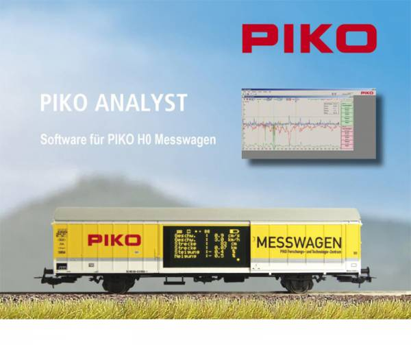 PIKO - Software für Messwagen