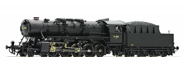 Roco 72144 - Dampflokomotive Litra N der DSB