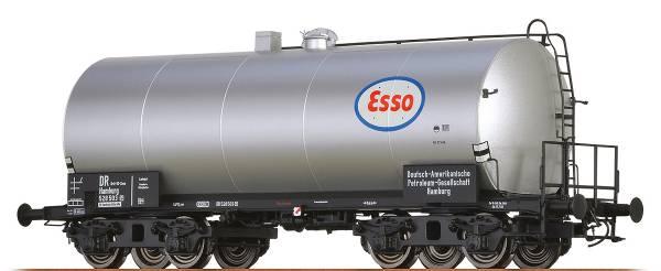 """BRAWA 48944 - Kesselwagen Bauart ZZ [P] """" Esso"""" der Brit-US-Zone"""