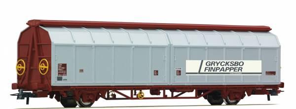 Roco 76665 - Schiebewandwagen, Bauart Hbikks der SJ