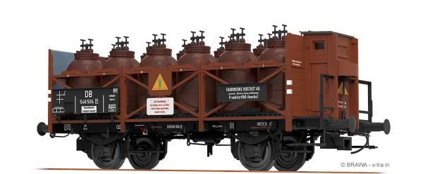 BRAWA 49300 - Säuretopfwagen Bauart Z [P] der DB