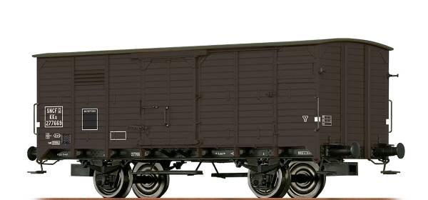 BRAWA 49095 - Gedeckter Güterwagen Bauart KKu der SNCF