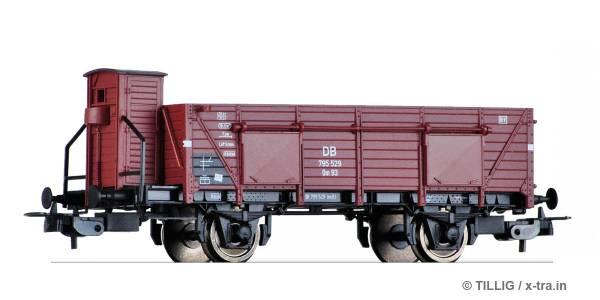 TILLIG 76695. Offener Güterwagen Om 93 der DB