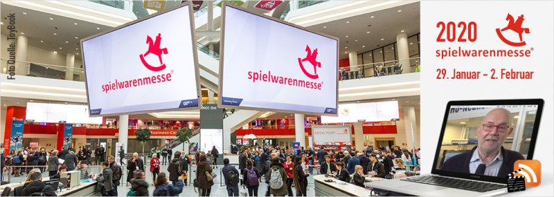 Neuheiten Spielwarenmesse Nürnberg 2020