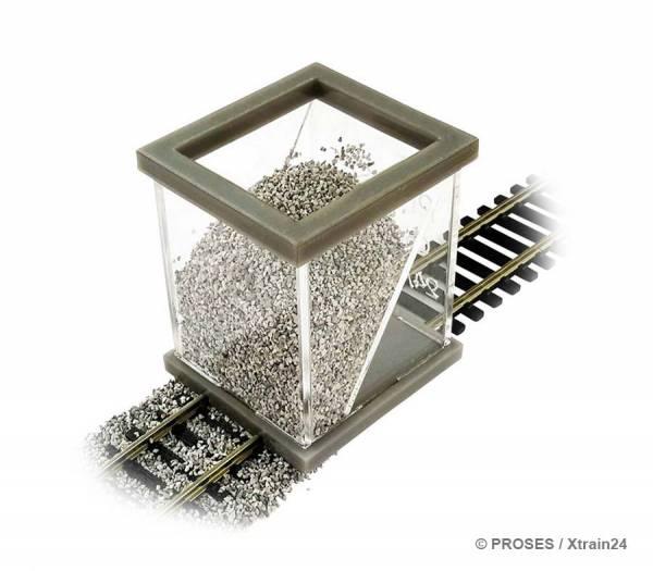 ᐅ PROSES PBS-H0-01 - Schotterverteiler für H0